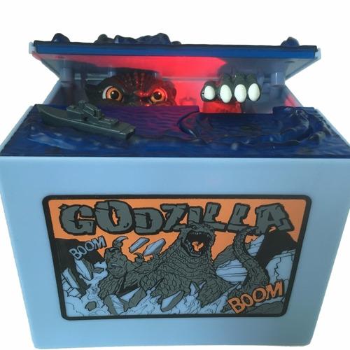 nuevo godzilla movie monster musical moving monedas