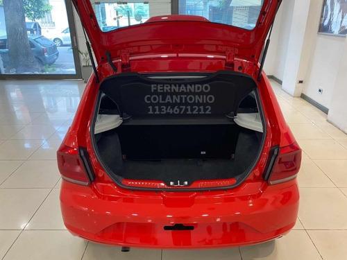 nuevo gol trend 0km trendline automático 5 puertas 2020 vw