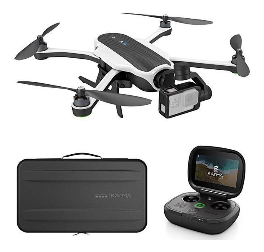GoPro Karma Stabilizer Color Negro Estabilizador para dron Karma