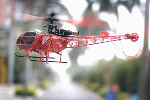 nuevo helicoptero wl toys v915 2.4g 4ch  rtf