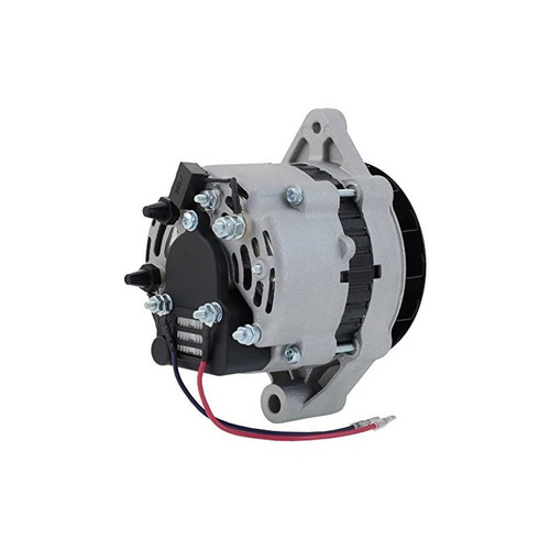 nuevo hi output merccruiser alternador 100 amp !! 805447t 80