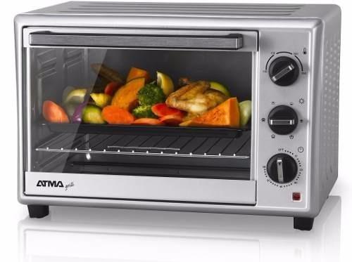 nuevo horno grill electrico atma hg2310e 23litros 1380w gtia
