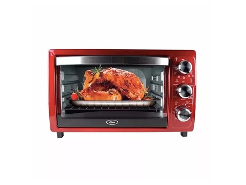 nuevo horno oster 32 lts con asador y rostizador 6 funciones