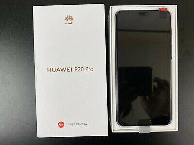 nuevo huawei p20 pro clt-l09 - 128gb - twilight unlocked