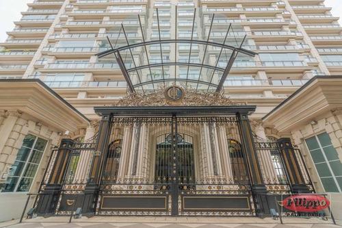 nuevo ingreso: chateau libertador 450m2 - piso altisimo - 3 cocheras