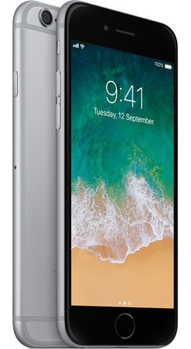 nuevo  iphone 6 32gb space gray  garantia un año