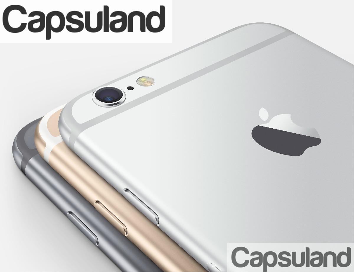 a4592e497c678 nuevo! iphone 6s plus silver 16gb garantia apple +12 cuotas! Cargando zoom.
