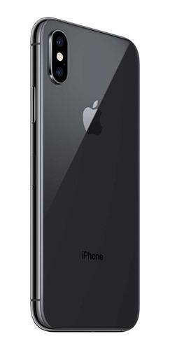nuevo iphone xs gris espacial 256gb - 1 año de garantía