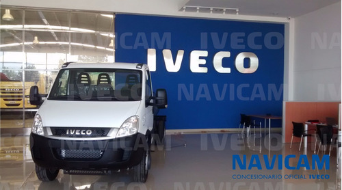 nuevo iveco daily 55c17 chasis 55c16