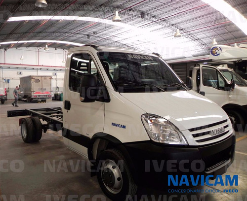 nuevo iveco daily 55c17 chasis