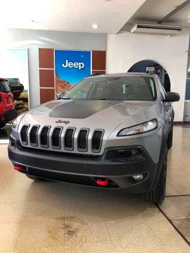 nuevo jeep cherokee trailhawk nafta 3.2 automatica 0km