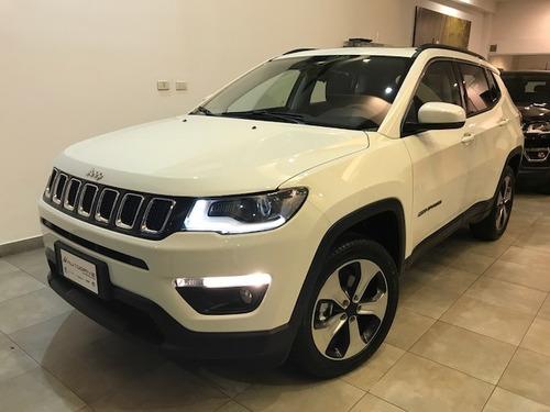 nuevo jeep compass longitude plus 0km 2018 autodrive