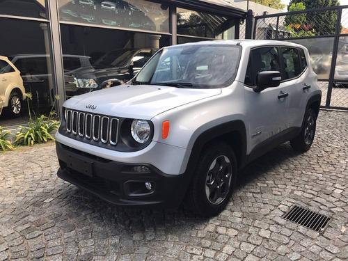 nuevo jeep renegade sport 1.8l mt5 0km sport cars belgrano