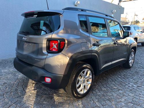 nuevo jeep renegade sport mt 4x2 2018 0km stock sport cars
