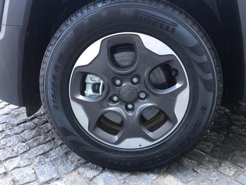 nuevo jeep renegade sport plus 1.8 automatico 4x2 sport cars