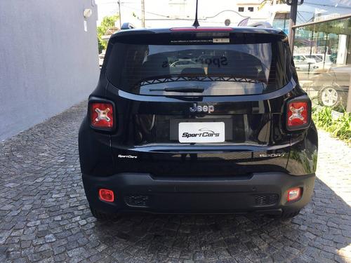 nuevo jeep renegade sport plus 2017 manual 0km