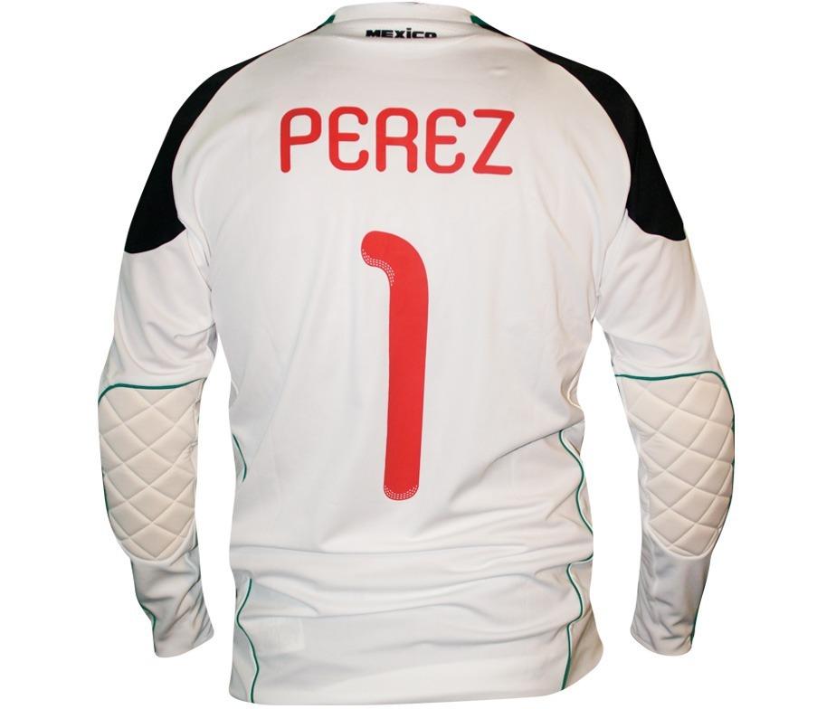 2ce51cf9a72b3 nuevo jersey adidas mexico portero sudafrica 10 manga larga. Cargando zoom.