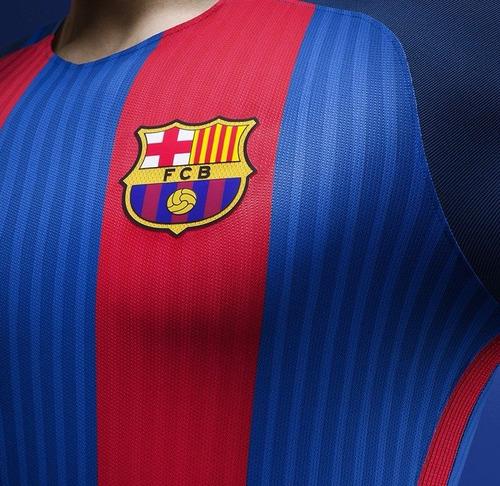 nuevo jersey barcelona 2016 - 2017 playera nike envio free