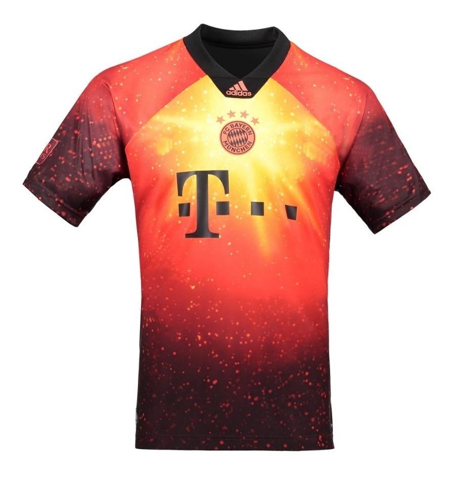 super popular 7b492 b946a Nuevo Jersey Bayern Munich Ea Sport Fifa Liquidacion Ult Pza