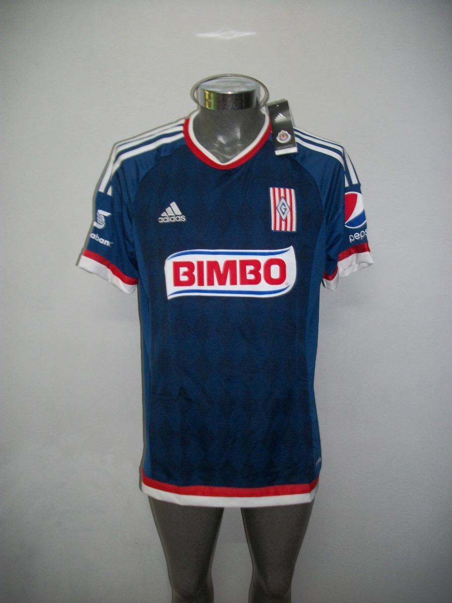 huge selection of 30b29 f51bb Nuevo Jersey Original adidas Chivas Guadalajara