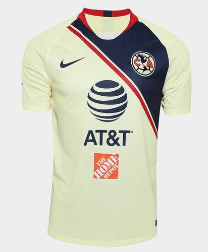 nuevo jersey playera águilas del américa 2018