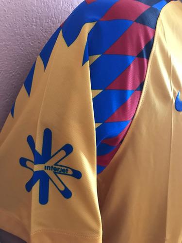 nuevo jersey playera aguilas del america  2018 envio gratis