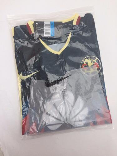 nuevo jersey playera águilas del américa manga larga 2018
