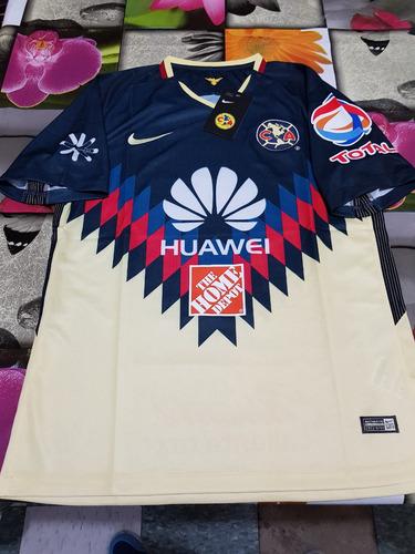 nuevo jersey playera america 2018 local y visita aguilas