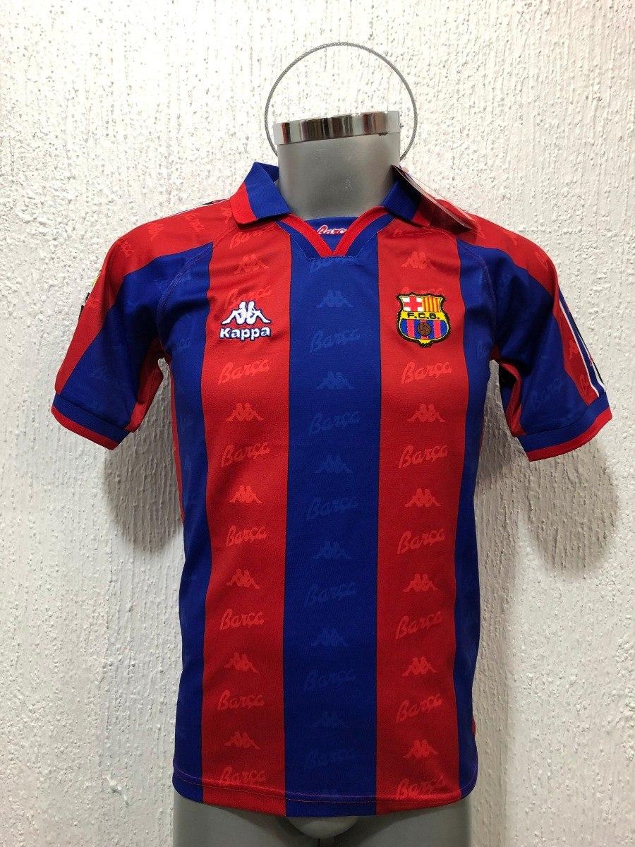 Nuevo jersey playera barcelona retro kappa jpg 900x1200 Kappa el uniforme  de barcelona 97fbeae7899