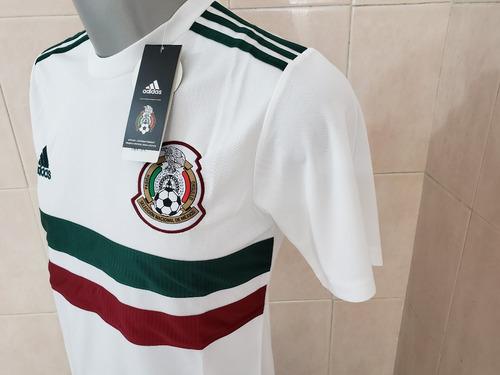 nuevo jersey playera mexico visita mundial 2018 rusia remate