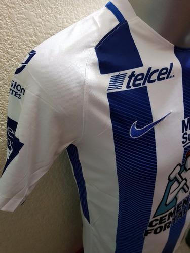 nuevo jersey playera pachuca local 2018 honda, puch