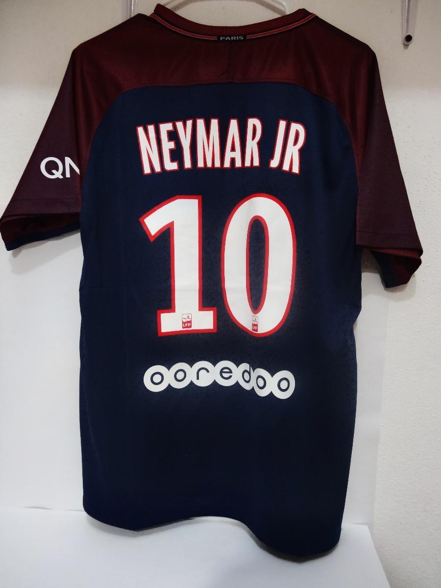 0efba1ca0d2a2 nuevo jersey playera paris psg jugador 2017 - 2018 neymar. Cargando zoom.