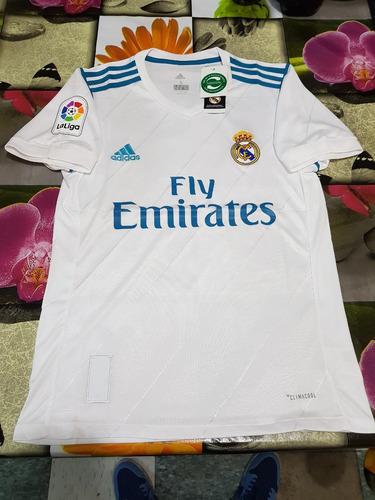 nuevo jersey playera real madrid 2017-2018 local hay 2xl 3xl