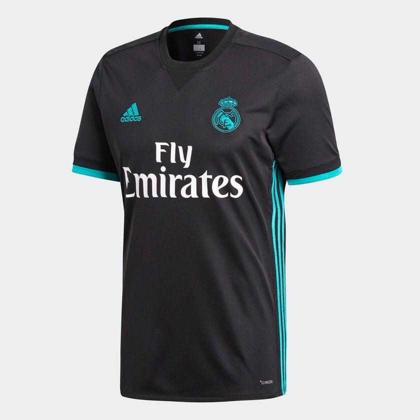 9ce6747717225 nuevo jersey playera real madrid 2017-2018 visita original. Cargando zoom.