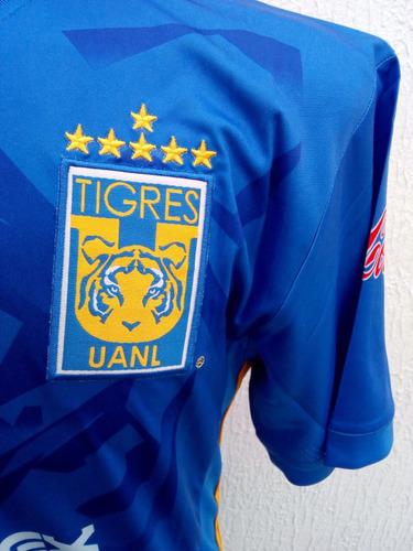 nuevo jersey playera tigres vista 2018