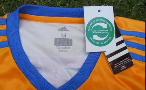 nuevo jersey tigres 6 estrellas campeon envío gratis