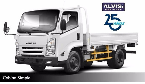 nuevo jmc n800 carga 3 toneladas full precio + iva