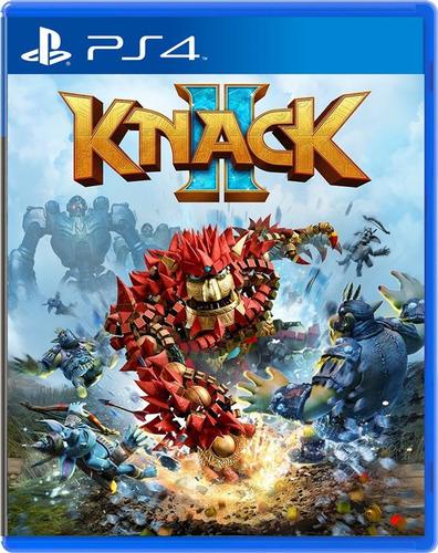 nuevo juego knack 2 ps4 - licencia original envio inmediato