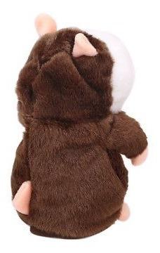 nuevo juguete para los niños - hablando gracioso hamster rat
