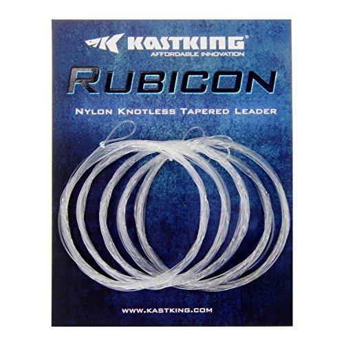 ¡nuevo! kastking rubicon tapered leaders línea de pesca co