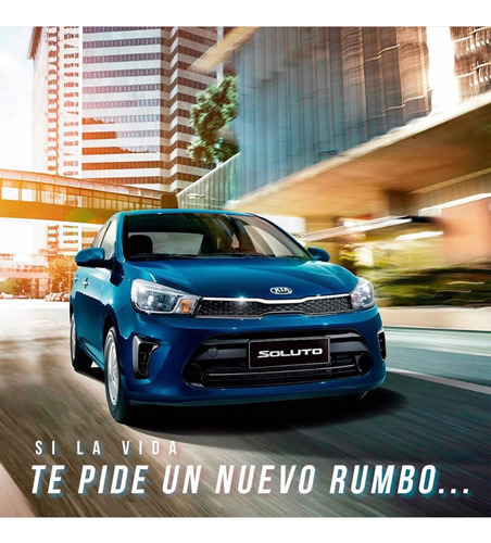 nuevo kia soluto modelo 2020 aire, airbag hoy bajo de precio