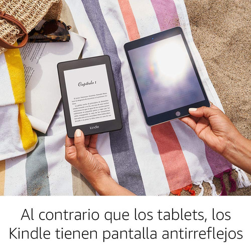 nuevo kindle paperwhite 2018 8gb bluetooth sumergible