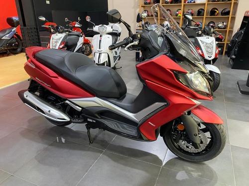 nuevo kymco downtown 350i abs 0km scooter lidermoto