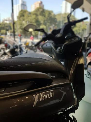 nuevo kymco xtown 250 lidermoto