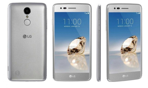 nuevo lg aristo 16gb cam 13mpx android 7 4g lte - liberado