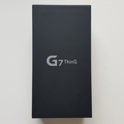 nuevo lg g7 thinq 128gb original