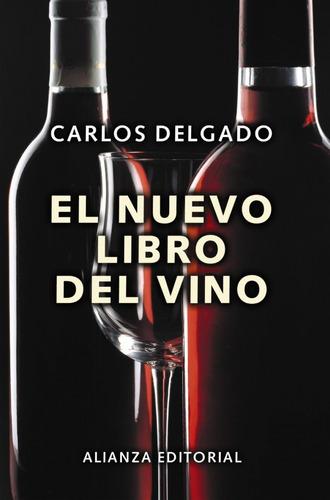 nuevo libro del vino el de delgado gonzalez carlos