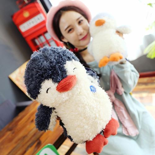 nuevo lindo pingüino juguetes de peluche creativo animal mu