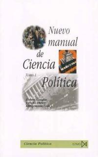 nuevo manual de ciencia política - 2 tomos, ed. istmo #