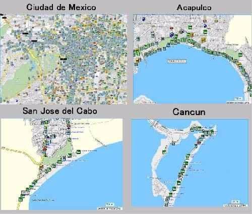 nuevo mapa gps garmin city navigator mexico nt 2017.10 nuvi